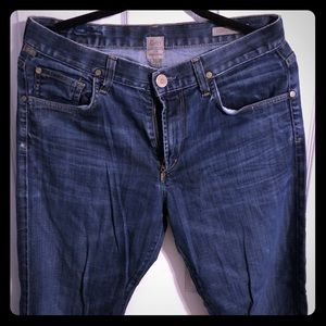 Citizens of humanity size 31